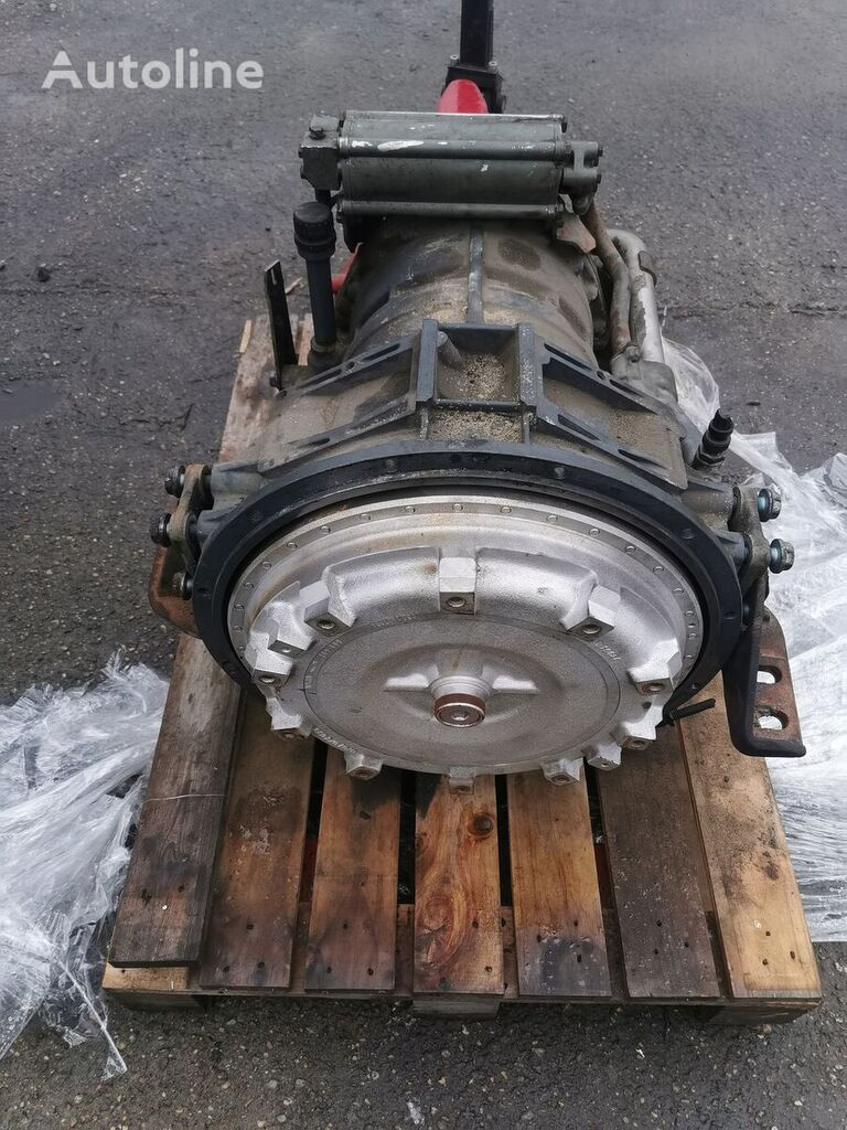 ZF 6hp600 gearbox for truck