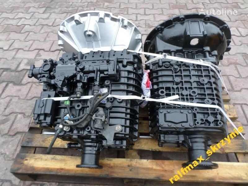 ZF 6s850 Iveco Daf 6S150C 6S1901BO gearbox for truck