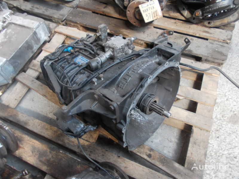 ZF 6s850 val 38mm gearbox for MAN tractor unit