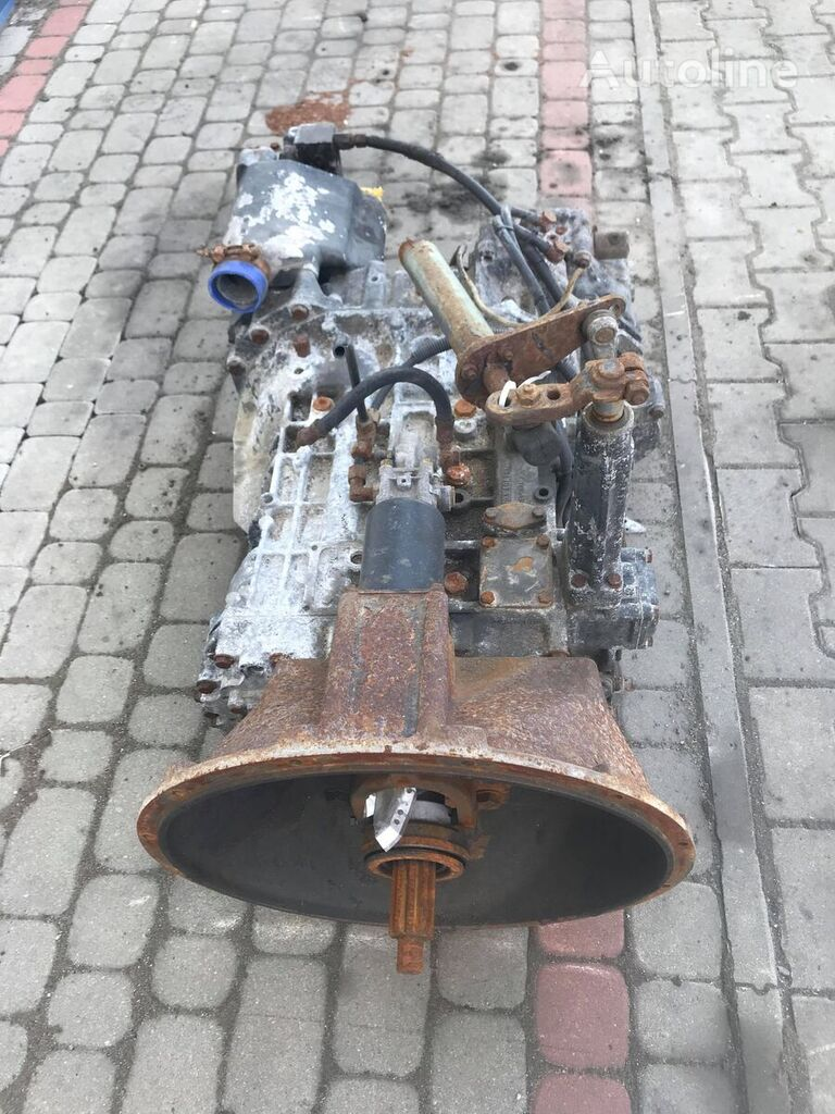 ZF 8S-180 IT gearbox for BOVA bus