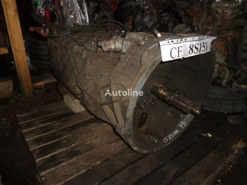 ZF 8S151 gearbox for DAF CF truck
