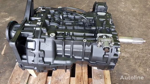 ZF 8S180 gearbox for bus