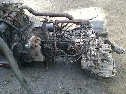 ZF 8S180 IT gearbox for BOVA bus
