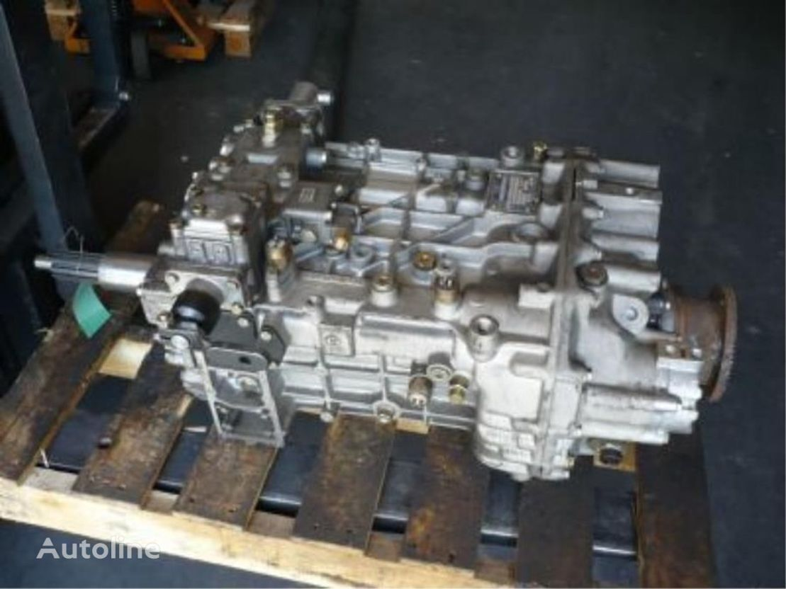 ZF 9S109 DD gearbox for DAF truck