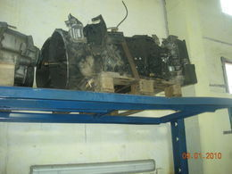 ZF AS-TRONIC 12AS 1800 gearbox for IVECO STRALIS truck