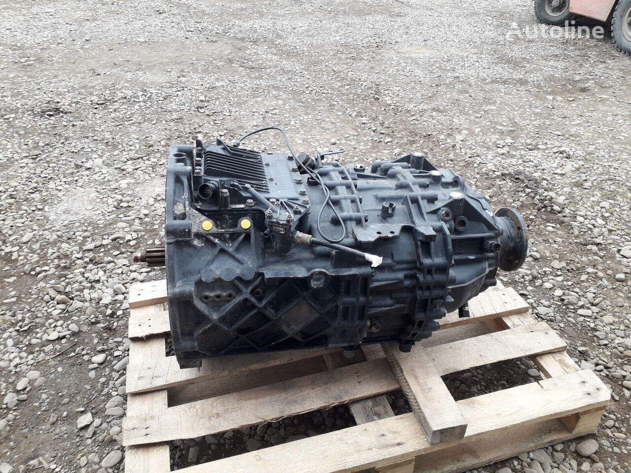 ZF -AS TRONIK gearbox for MAN TGA tractor unit