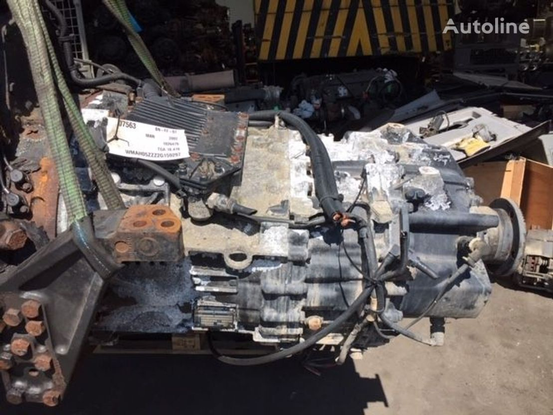 ZF ASTRONIC gearbox for truck