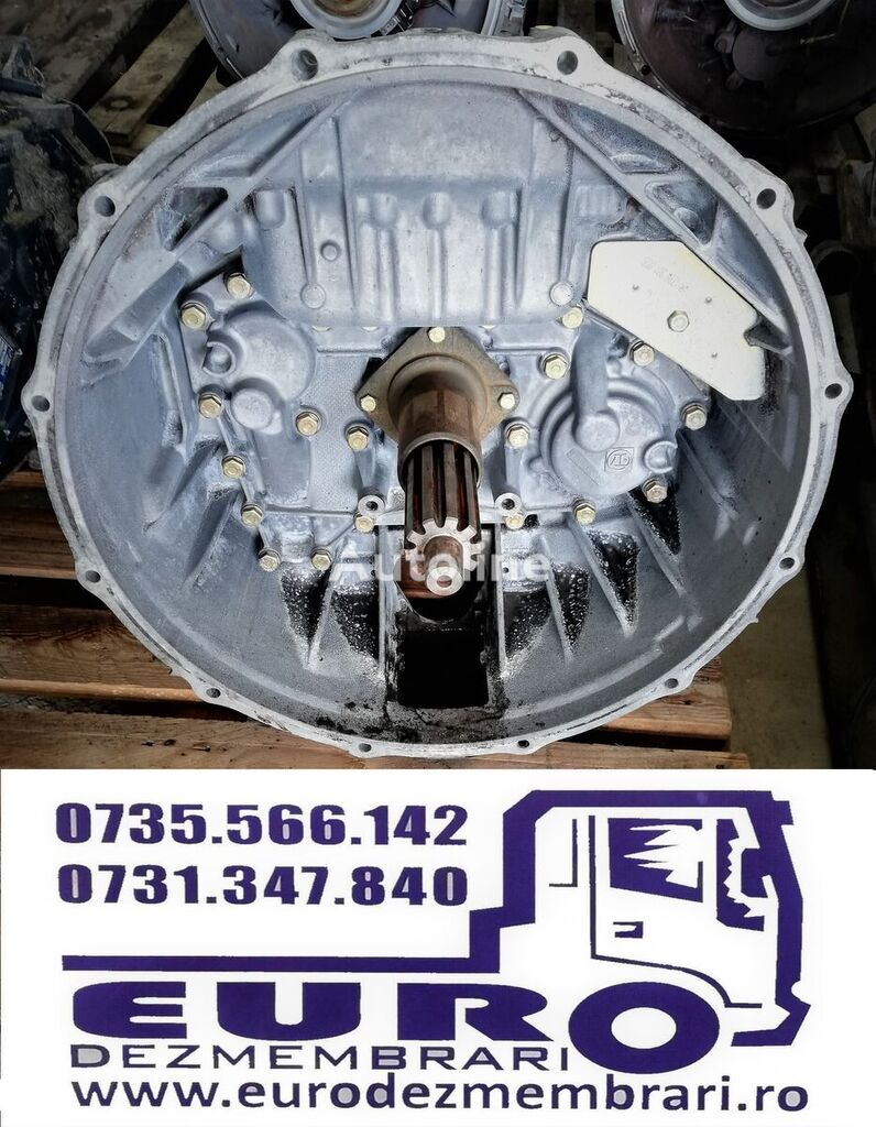 ZF ASTRONIC 12 AS 2130 TD gearbox for DAF IVECO RENAULT tractor unit