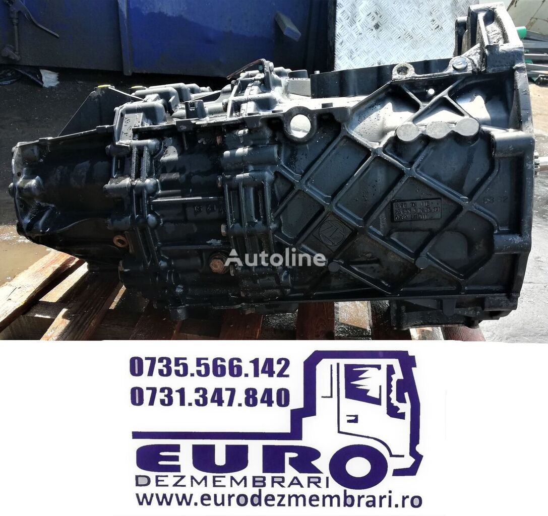 ZF ASTRONIC 12 AS 2130 TD gearbox for MAN tractor unit