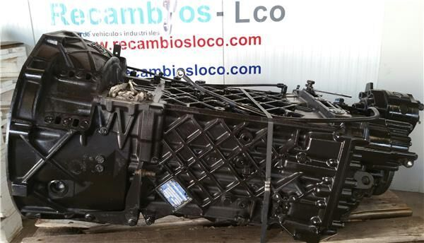 ZF Caja Cambios gearbox for truck