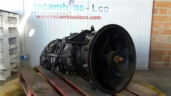 ZF Caja Cambios Manual Renault 9 S 109 PARTS: 1304 051 030 (21758LH) gearbox for RENAULT 9 S 109 PARTS: 1304 051 030 truck