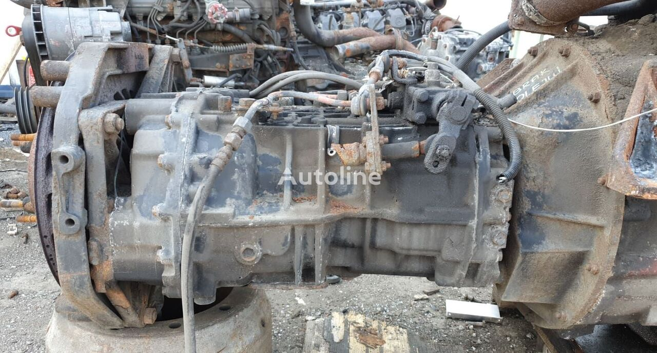 ZF ECOMID 8S-180 gearbox for bus