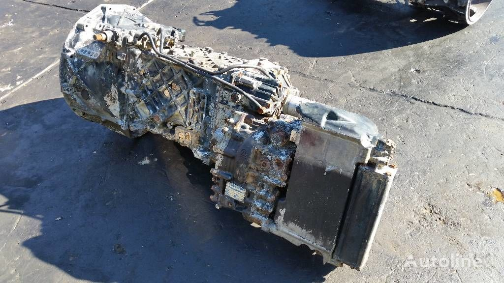 gearbox for ZF ECOSPLIT 16S151 IT truck