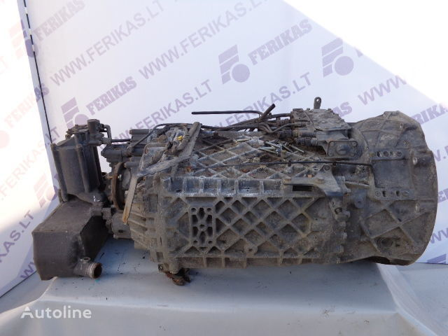 ZF ECOSPLIT XF105 gearbox 16S2321TD 16S2321 TD gearbox for DAF XF105 tractor unit
