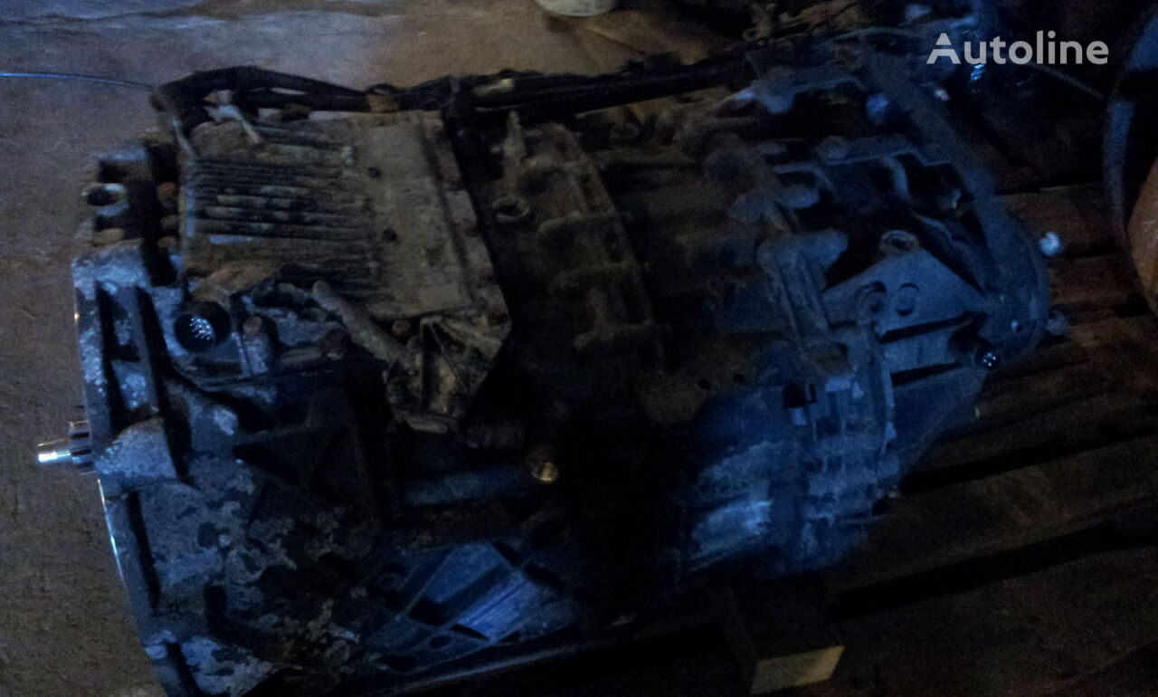 ZF , EURO5 gearbox gearbox for DAF 105XF tractor unit