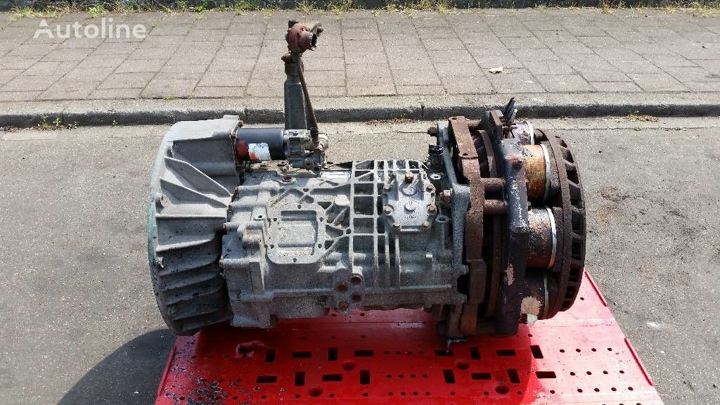 ZF Ecolite S 6-85 gearbox for ZF Ecolite S 6-85 truck