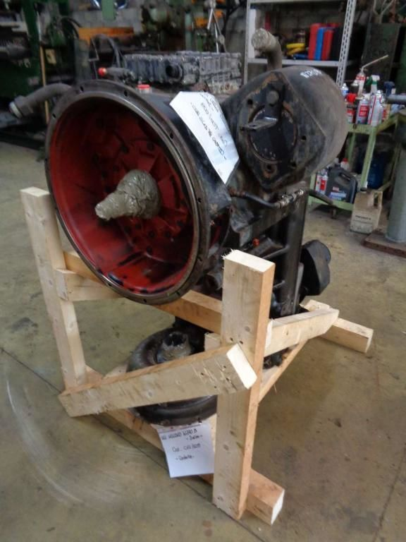 ZF Gearbox gearbox for ZF 4WG 260 material handling equipment