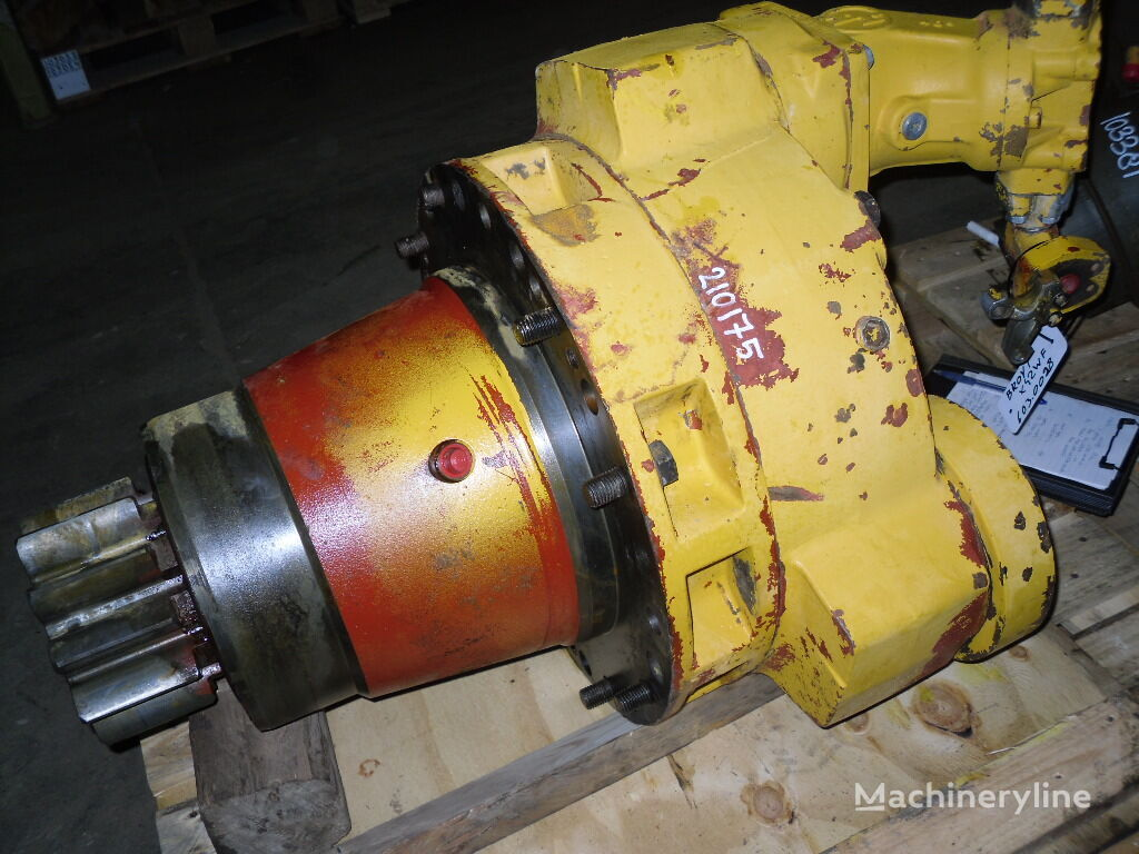 ZF P6-ST-DR7 gearbox for BROYT X42WF excavator