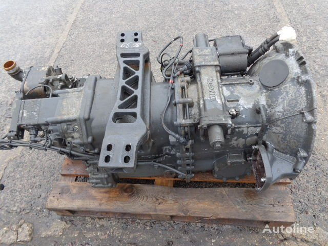 ZF R GRSO 905R with retarder, from fully working truck