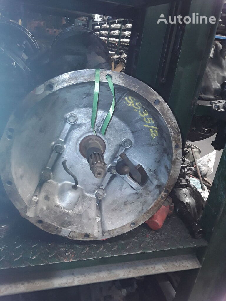ZF S5 - 35/2 gearbox for tractor unit