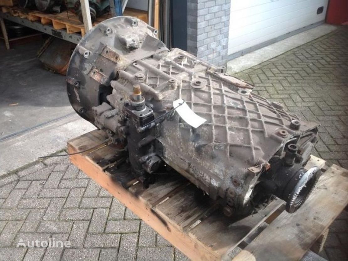 ZF S6-66+GV66 gearbox for MAN truck