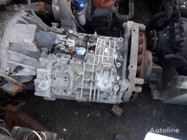 ZF S6-85 ECOLITE TELMA DAF gearbox for bus