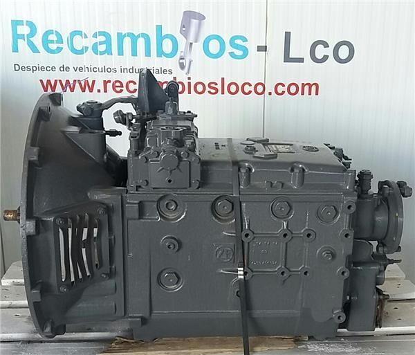 ZF S6.90 gearbox for truck