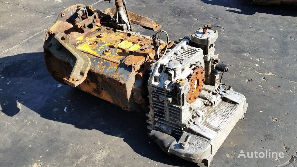 ZF S6-90 INTARDER gearbox for ZF S6-90 INTARDER truck