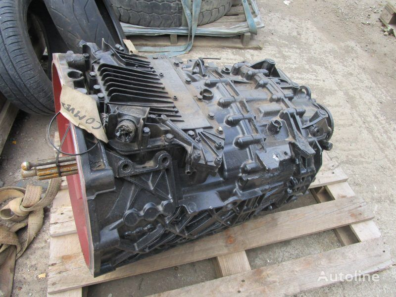 ZF Type 12AS2330TD gearbox for MAN TGX truck