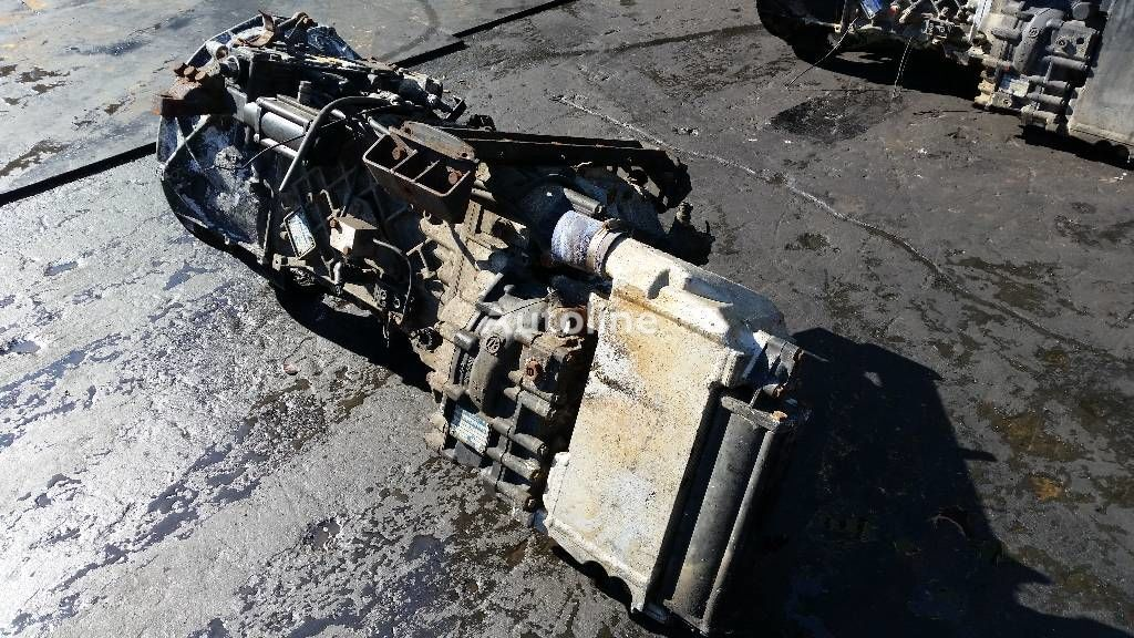 gearbox for ZF ecosplit 16S181IT truck