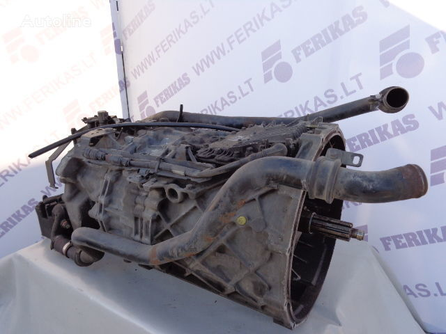 ZF gearbox 12AS2331TD 12AS2331 TD gearbox for DAF XF105 tractor unit