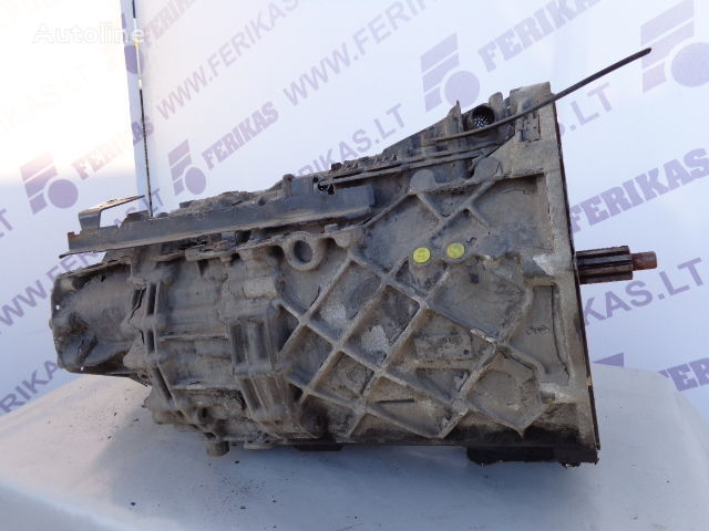 ZF good condition gearbox 12AS2330TD 12AS2330 TD gearbox for DAF XF105 tractor unit
