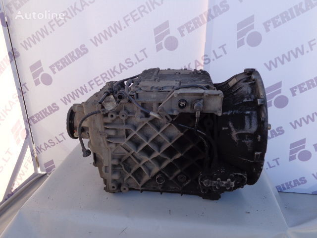 ZF good condition gearbox AT2412C from truck Premium DXI450 (AT2412C) gearbox for RENAULT PREMIUM tractor unit