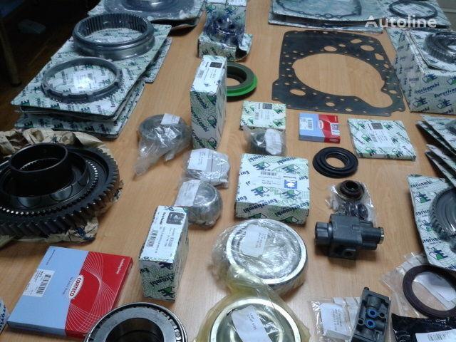 new ZF Salniki vozdushnye KPP 0734307294 0750112131 0750112177 16S221 1 gearbox for MAN TGA tractor unit