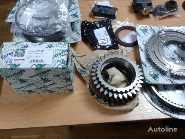 new ZF Shesternya KPP 1316303005 16S181 16S221 gearbox for tractor unit