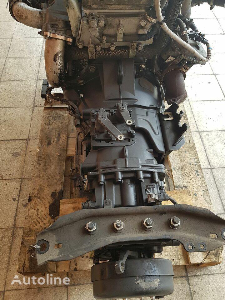 ZF usato 6s420v e5 gearbox for Mitsubishi Fuso truck