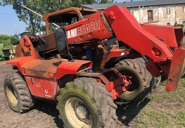 half-axle for MANITOU 526 telehandler