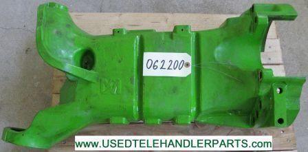 Merlo pro typy 55.9, 60.9, 75.9 half-axle for MERLO wheel loader