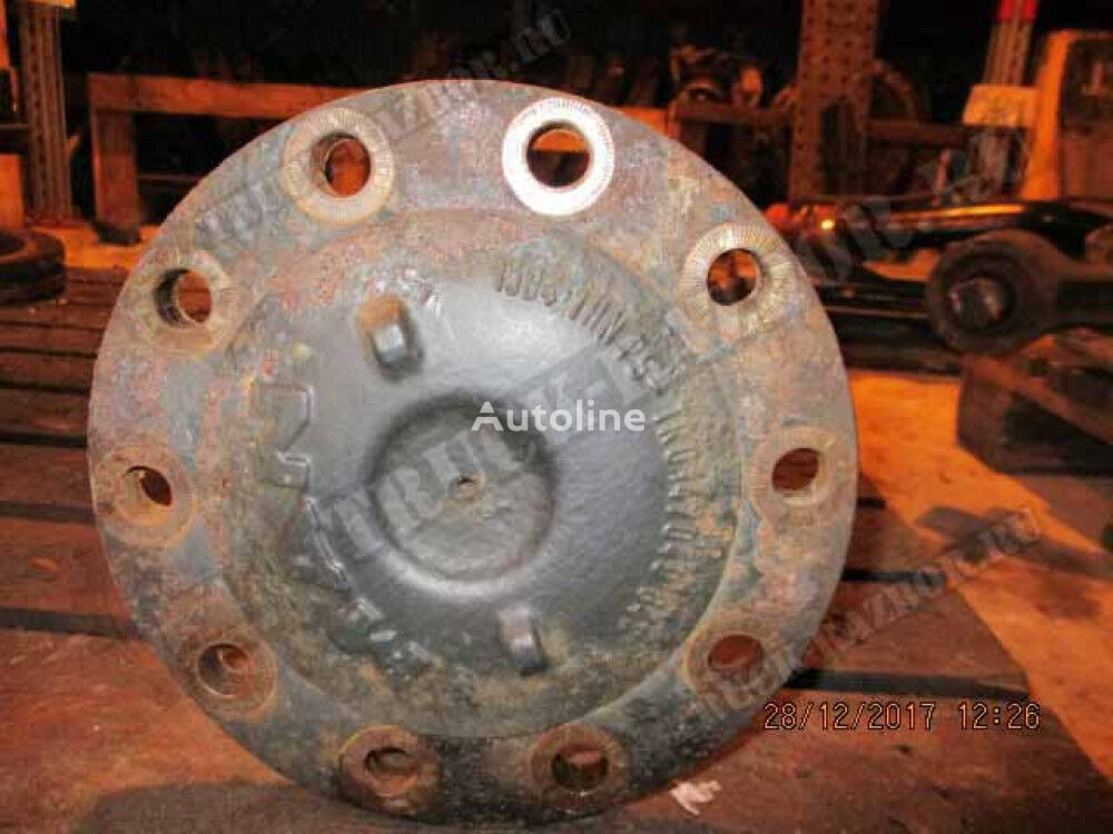 s blokirovkoy (81355020147) half-axle for MAN tractor unit