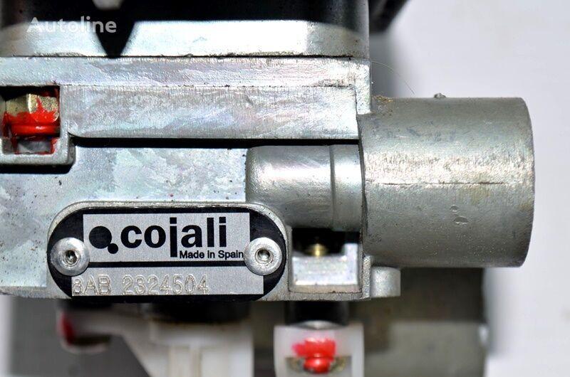 (1324425 1324427) hand brake valve for SCANIA 4-series 94/114/124/144/164 (1995-2004) truck