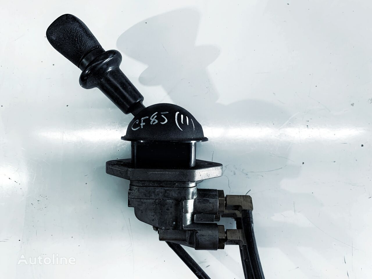 DAF (07242) hand brake valve for DAF CF tractor unit