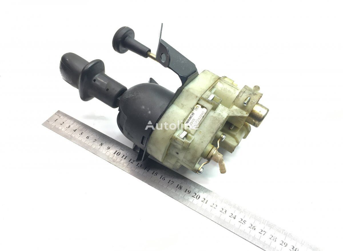 WABCO (20367533 1524321) hand brake valve for VOLVO FH12 2-serie (2002-2008) tractor unit
