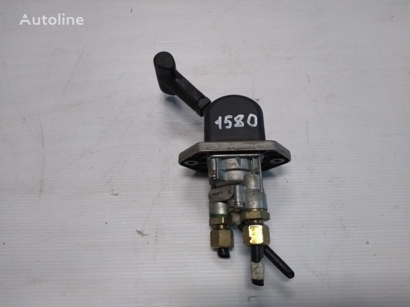 WABCO (961 723 001 0) hand brake valve for MERCEDES-BENZ Atego bus