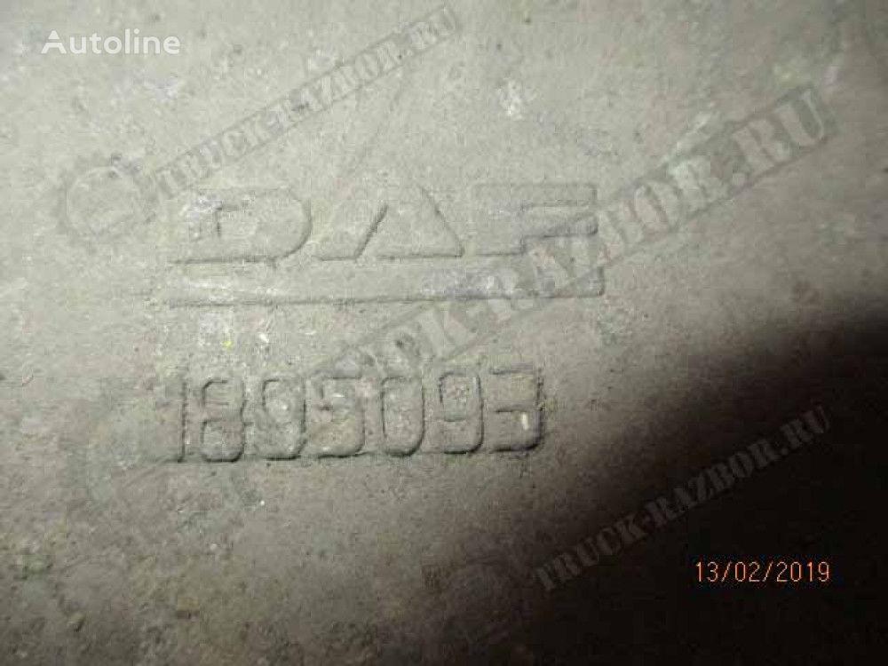 ploshchadka glavnogo tormoznogo krana (1895093) hand brake valve for DAF tractor unit