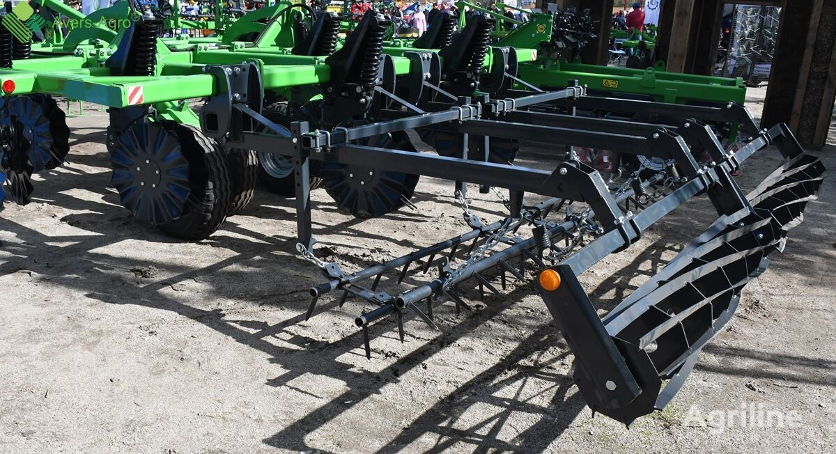 new Avers-Agro Pruzhinnye i zubovye shleyfy 2,5m, 3sekcii pod pochvoobr harrow tooth for harrow