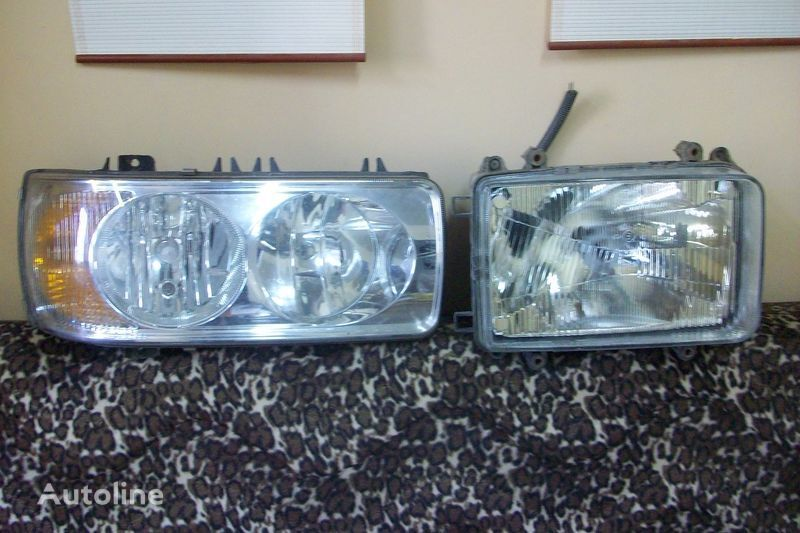 Blok fara headlamp for DAF XF,CF tractor unit