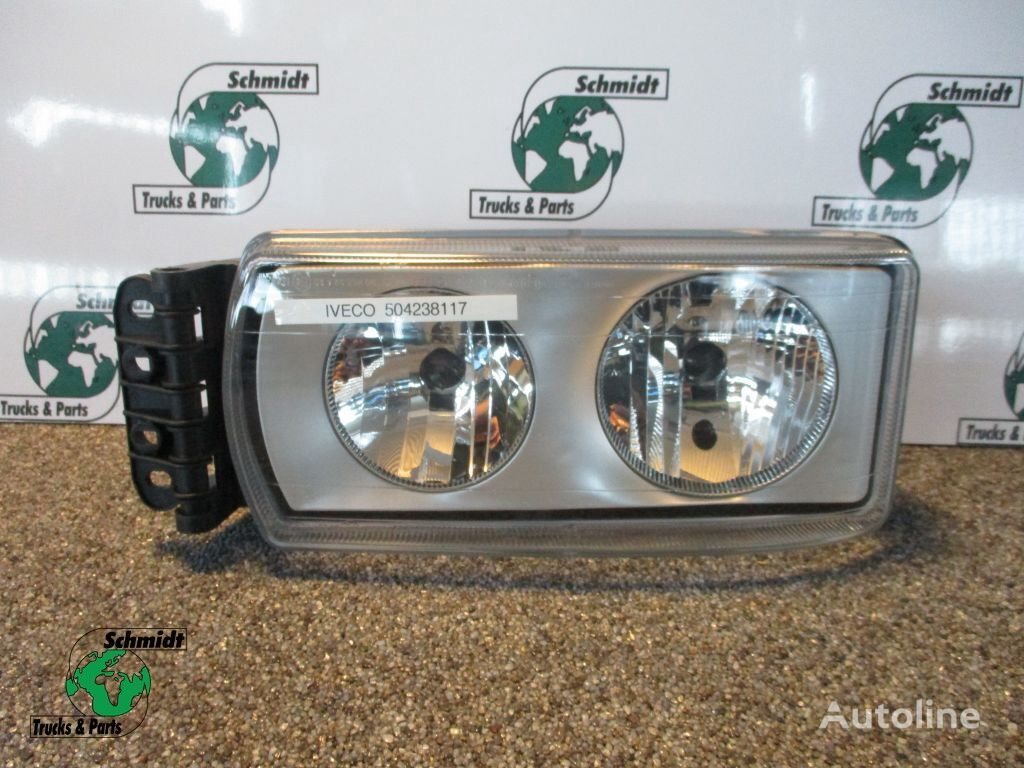 504238117 headlamp for IVECO tractor unit