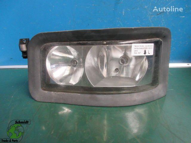 MAN headlamp for MAN TGM, DAF, Iveco 81.25101-6451  truck