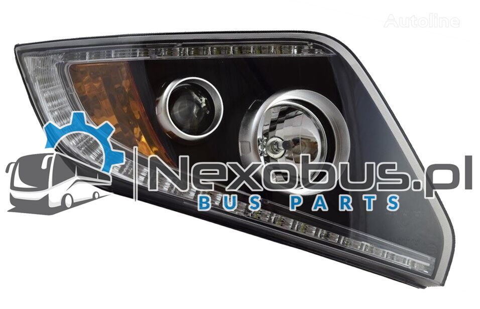 new headlight for SCANIA Higer Touring bus