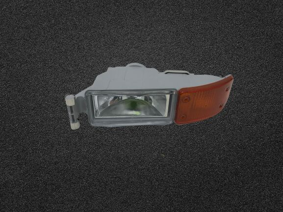 new headlight for MAN truck